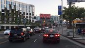 加州洛杉矶驾驶,旅游Los Angeles 4K - Sunset Strip - Driving Downtown USA