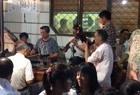 湖北襄阳市,民间唢呐班吹奏《人间第一情》《大起板》,非常好听