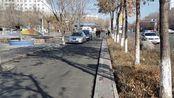 新疆阜康,虽然今天可以出入小区了,但是请大家克制自己的出行,做好防护工作