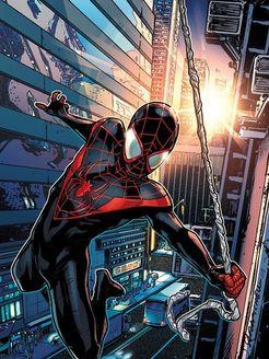 终极蜘蛛侠
