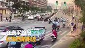 【广东】 突发,汕尾红海西路发生交通事故致两死三伤