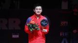 男乒世界杯种子排位出炉:樊振东马龙位居前二 两人齐冲三冠王