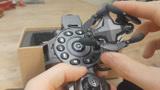 国外发明手表无人机,配备高清摄像头,尺寸只有5厘米