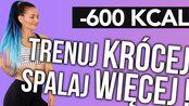 【Monika Koakowska】35分钟HIIT运动(热身,HIIT:24(4X6),拉伸)// 燃脂600卡