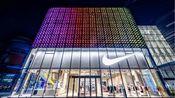 King James—小飞龙—打卡 长宁来福士新地标 Nike钻石楼体验店 YY sports圣诞红楼