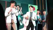 【TayNew呆妞/20191109缅甸】ourskyy十小只缅甸见面会直播+饭拍合集