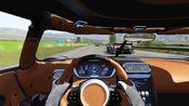 科尼赛克·雷格拉(驾驶舱)vs勒芒赛车在高地
