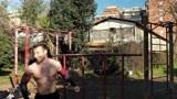Andrea Larosa最新Vlog,在吊环上锻炼总是困难的