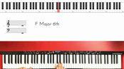 爵士钢琴教学:Bebop音阶的运用 Part 3