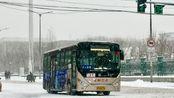 【金源雪景】哈尔滨公交·阿城31路POV(满族村→火车站)【POV·Lamy#42】