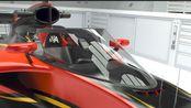 F1 2021年规则大改后车变成什么样?挡.....挡风玻璃?所有细节展示回归纯粹