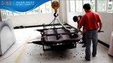 广州市牧童玩具有限公司-滑梯制作流程