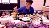 大胃王阿伦:周末一起来顿夜宵不?自助随便吃那种?9