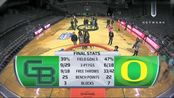 NCAA常规赛,俄勒冈州大82-72胜威斯康星大学绿湾分校