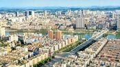 地图里看区域发展,湖南省邵阳市城市建设进程