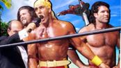 【经典回顾】WCW Bash At The Beach 1996 NWO组合的诞生,Hulk Hogan完成经典的转反