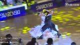 2015WDSF武汉站 标准舞 Francesco& Debora 2