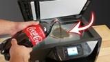 将可乐倒进复印机中,能打印出什么东西?结果让人意外!
