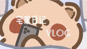 「小王のvlog」当代女大学生疫情期间在家在干吗??无聊中迸发无限潜能!!
