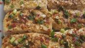 这是广东特色小吃铁板豆腐,30年大厨教你家常做法,简单又美味