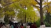 北京科技大学外语楼门毕业