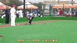 河南省第十二届运动会门球赛成年组南阳队对洛阳队