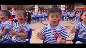 萌翻了!福建龙岩一幼儿园视频:孩子,你和国旗同框的样子最美!
