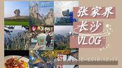 [长沙&张家界VLOG] 带你云旅游 | 风景剪辑 | 茶颜悦色 | 吃喝玩乐