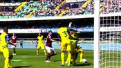 全场集锦:切沃0-1都灵 萨尔多乌龙献礼