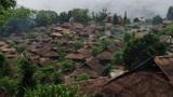 中国最后一个原始部落在云南,没有一砖一瓦,家家户户住茅草屋