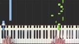 古典钢琴曲指法练习系列:肖邦-浪漫的春天华尔兹