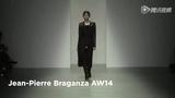 2014秋冬伦敦时装周:Jean-Pierre Braganza