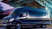 斯宾特奔驰商务房车,价值180多万的奢华商务车,这才是移动的高端商务办公室