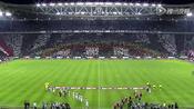 开场:新阿尔卑球场彩旗飘飘 老妇人主场迎战米兰
