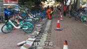 广州:这里的路面修好还没到一个月,现在又开始装管,真麻烦