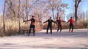 曳步舞《香吉士12步》节奏感强强身健体棒