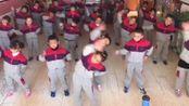十四期 拉萨 堆龙石景山中心幼儿园 中班礼仪操幼儿组