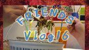 Vlog 16 | 和朋友的吃喝日常(纯情商店街 海底捞 满记甜品)+逛北服东京BORO展和多抓鱼二手书店