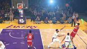 NBA2K20 生涯模式64:火箭VS湖人麦迪砍41+5+4,末节20分得分太爆发!