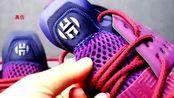 你的鞋一眼假?4分钟教你辨别HardenVol.2哈登2代篮球鞋真假