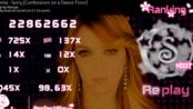 [osu!]玩dt! Madonna - Sorry / +HD+DT