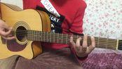 自学吉他第33天:万能的五和弦练习
