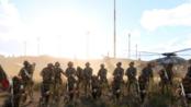 【武装突袭3】Arma3-如何得出准确的GPS十位数坐标,e东经n北纬。Golf第43空降师战队Allen