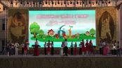 额济纳旗小学校民乐队2017年庆六一表演器乐合奏《金蛇狂舞》