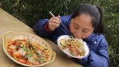 川香回锅肉,这样吃才爽,肥而不腻,香辣带劲,胖妹:拌饭吃真香
