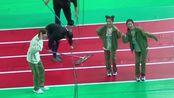 【rocket punch】2019.12.16 mbc偶像运动会 饭拍