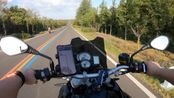 宝马 bmw f800gs 骑行视频合辑(日常骑行,溧阳1号公路)