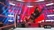 WWE:AJ倒挂金钩加超级斯泰尔斯冲击,击败李科学,拿下比赛