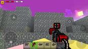 震惊,pg的主界面尽然是独立的!?(pixel gun 3d)
