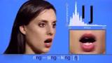 48个音标的标准美式发音示范 纯正的美式发音 脸部口型细节展示